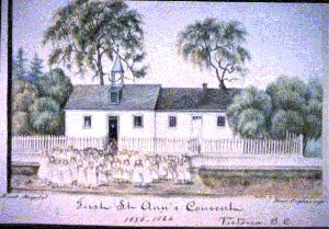 First Convent